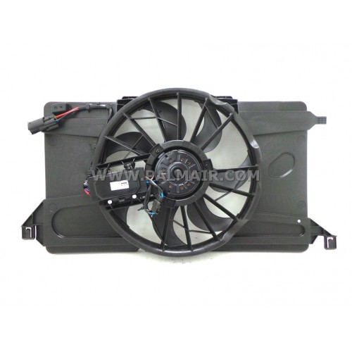 FORD FOCUS 1.6 '06 FAN ASSY