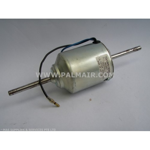 BLOWER MOTOR SINGLE SPEED -12V