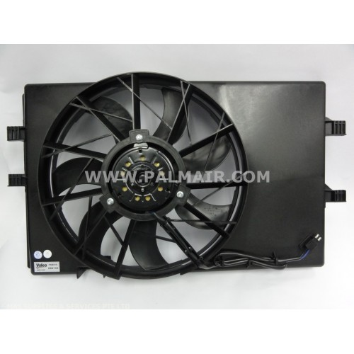 MERCEDES A168 '97-'03 FAN ASSY