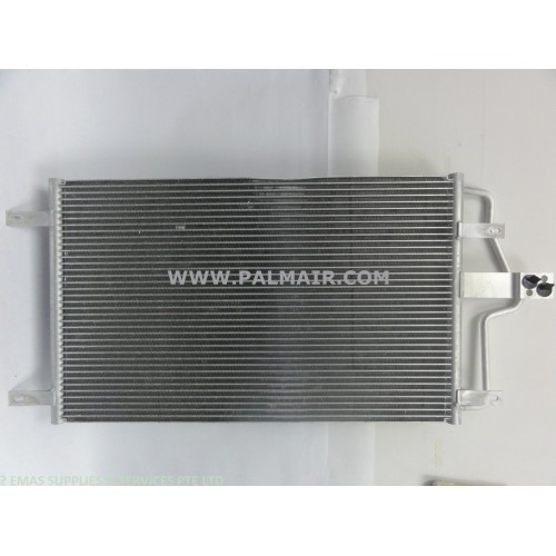 FORD ESCAPE HYBRID '05 CONDENSER