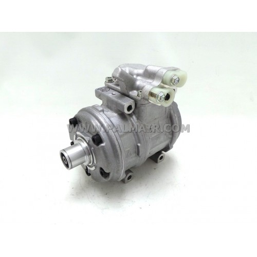 10PA17C COMPRESSOR - W/OUT CLUTCH (With Manifold)